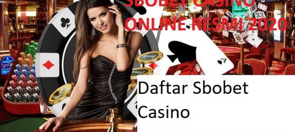 Keuntungan Nyata Sbobet Casino Apabila Dimainkan